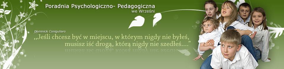 Poradnia Psychologiczno Pedagogiczna we Wrześni